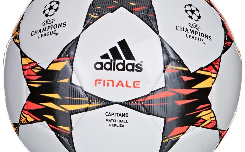 Chollo balón de futbol adidas Capitano Champions League Final 2014-2015