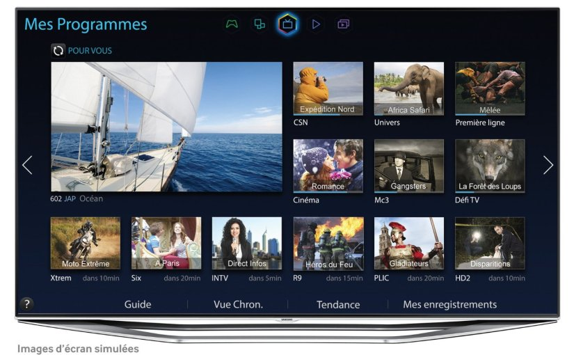Chollazo de tele en El Corte Inglés TV LED 55» Samsung UE55H7000