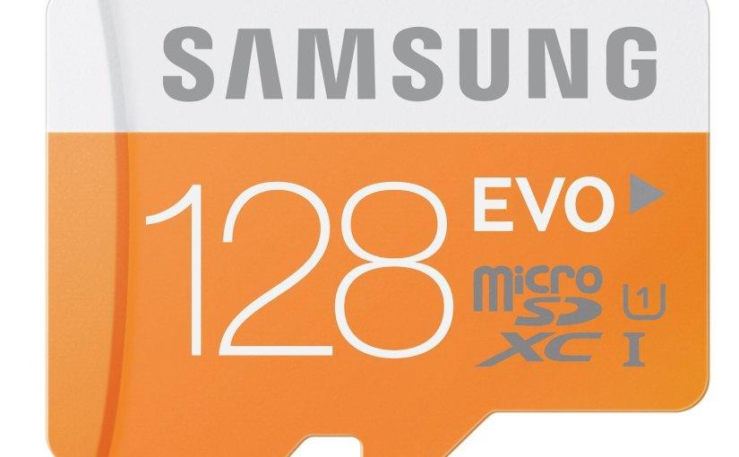 Bajada de precio en Tarjeta microSD de 128 GB
