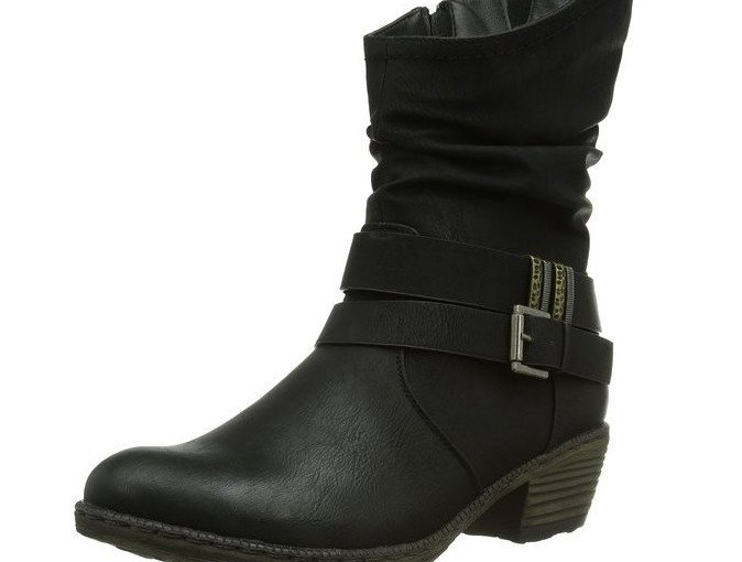 Rebajas en botas de mujer Rieker de 50 a 20 €