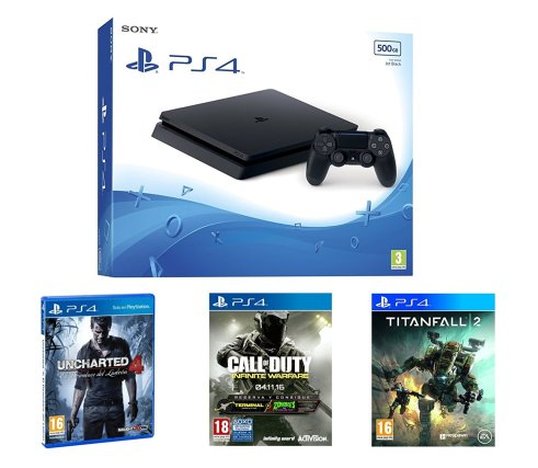 chollo pack ps4