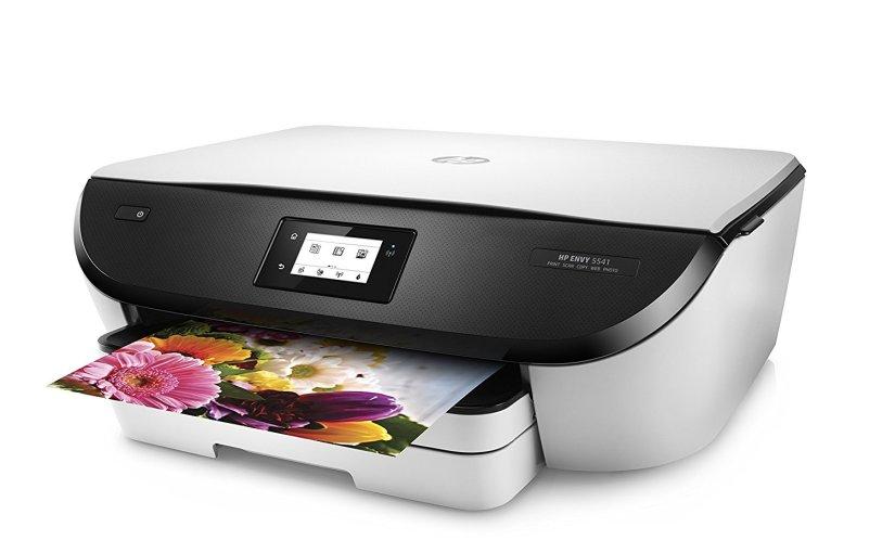 Chollazo Impresora multifunción inalámbrica HP Envy 5541 AiO