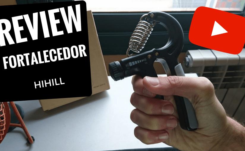 Review fortalecedor de Agarre de Mano Hihill