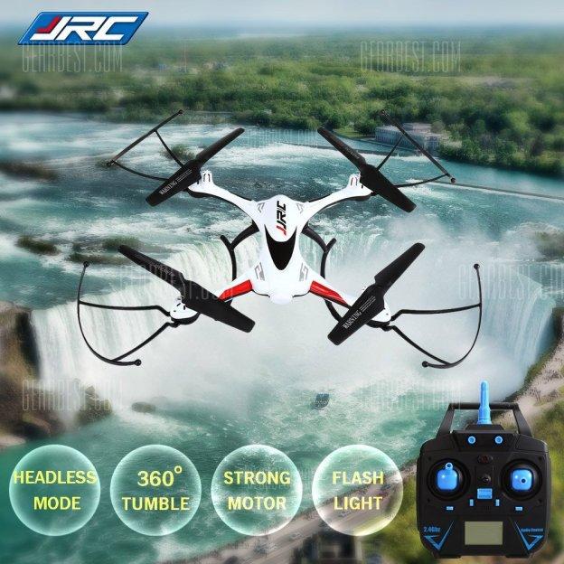 drone agua chollo