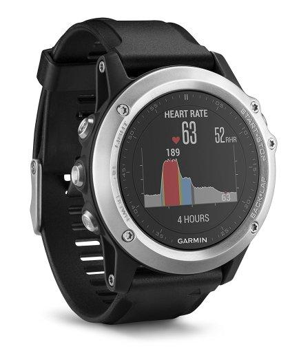 Rebajas para el día del padre de amazon – Reloj multideporte con GPS al 45% de descuento