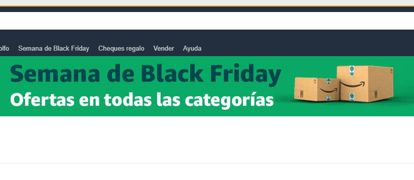 Super ofertas en amazon, LA SEMANA DEL BLACK FRIDAY!