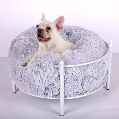 Esta chula cama nido para mascotas tiene ahora un descuento del 10 %