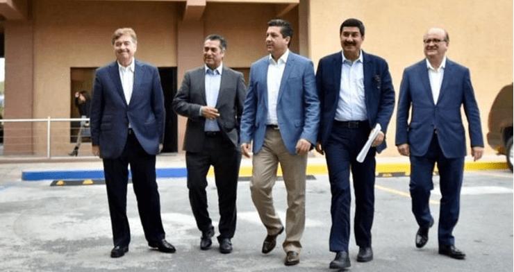 Gobernadores del norte piden a Peña acciones inmediatas en la frontera
