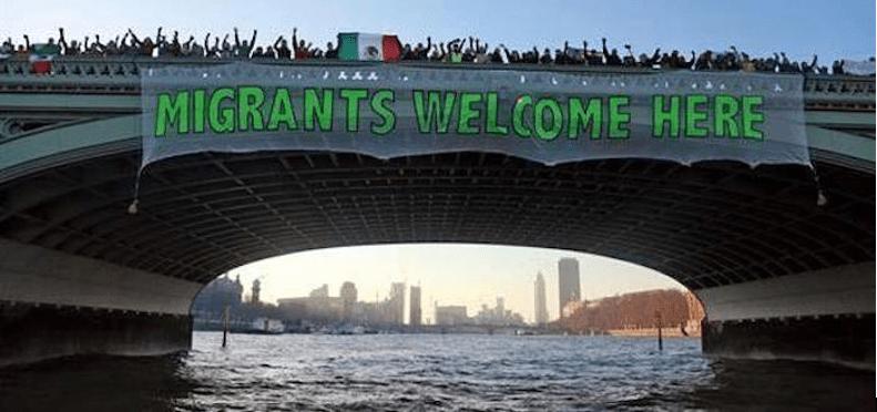 Oficial: EU deportará sólo a inmigrantes con antecedentes violentos