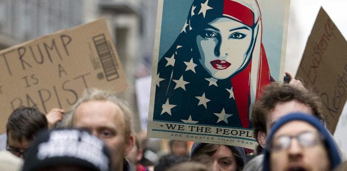 Miles de mujeres en EU y el mundo claman a Trump por sus derechos