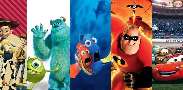 Disney confirma que todas las cintas de Pixar están conectadas (VIDEO)