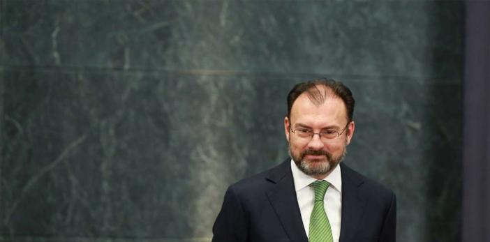 Rechaza Videgaray frenar la extradición de César Duarte