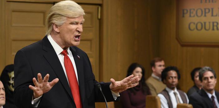 Momentos inolvidables de la parodia a Trump y su equipo en SNL. (VIDEOS)