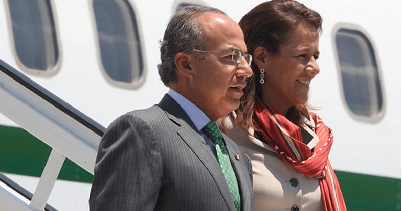 Impiden a Felipe Calderón volar a Cuba