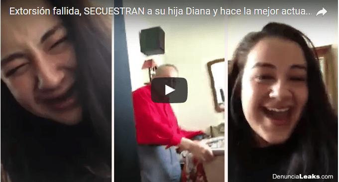 Una chica le toma el pelo a extorsionadores telefónicos (VIDEO)