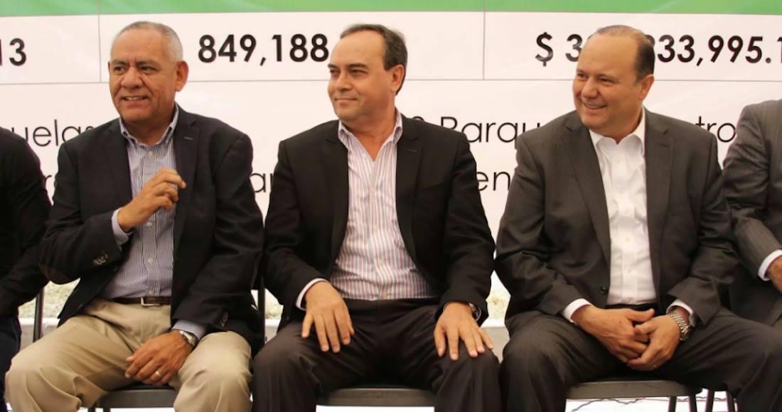 A prisión por peculado, dos colaboradores de César Duarte en Chihuahua