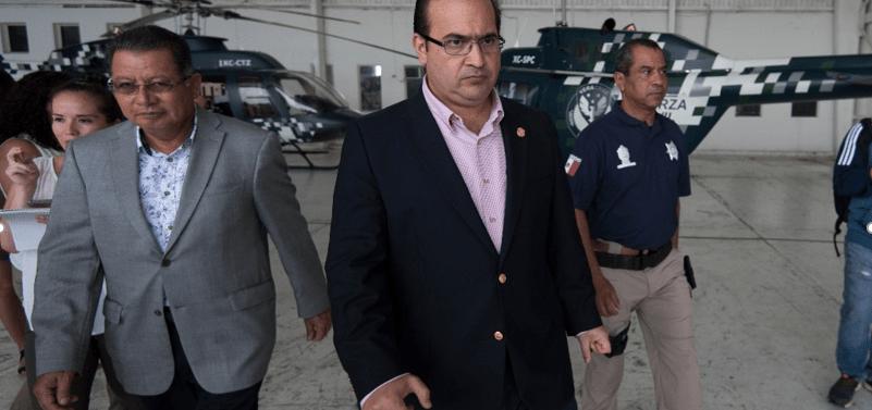 Aprehenden en Puebla al secretario de finanzas de Javier Duarte
