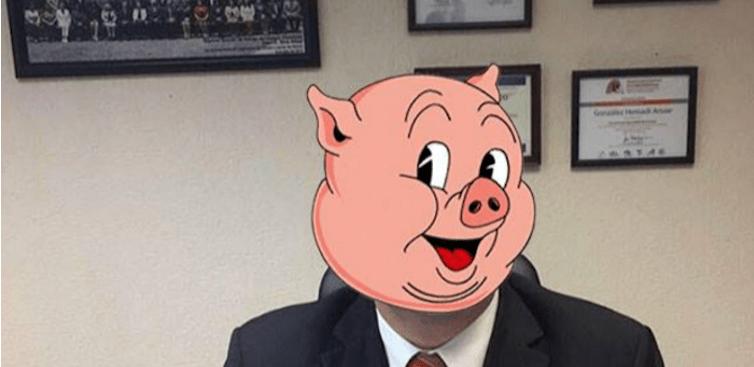 """Usuarios de redes se lanzan contra el Juez que amparó al """"Porky"""" (MEMES)"""