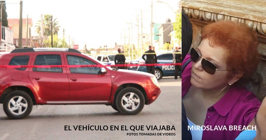 Asesinan en Chihuahua a la periodista Miroslava Breach Velducea