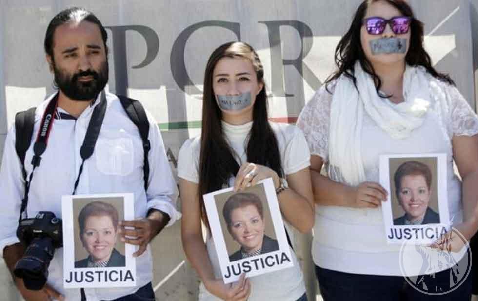 La CNDH atrae el caso del asesinato de Miroslava Breach