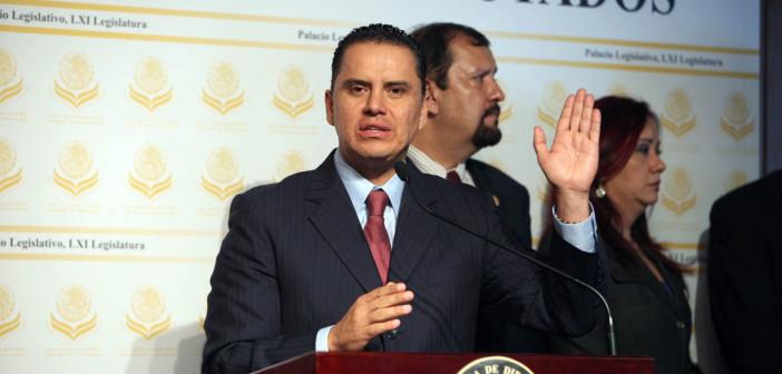 EU cancela visa a Roberto Sandoval, gobernador priista de Nayarit