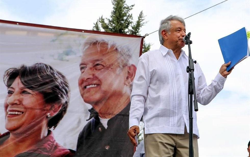 Anuncia López Obrador pruebas de corrupción contra Yunes (VIDEO)