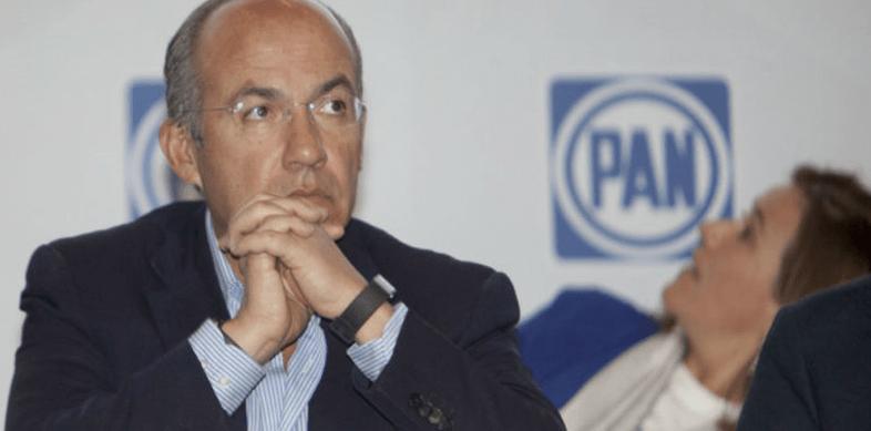 Felipe Calderón renuncia a 38 años de militancia en el PAN