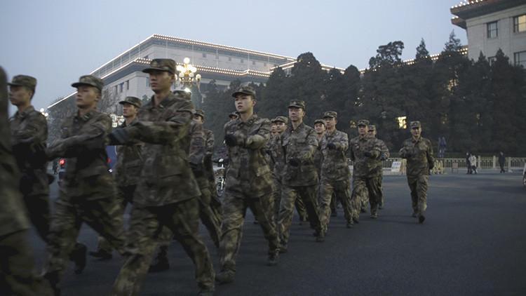 China despliega 100 mil soldados en la frontera de Corea del Norte