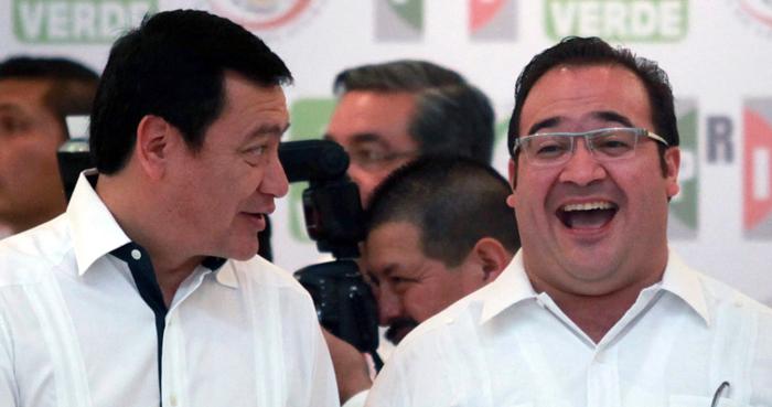 Pide Osorio Chong tener fe en la PGR contra Javier Duarte