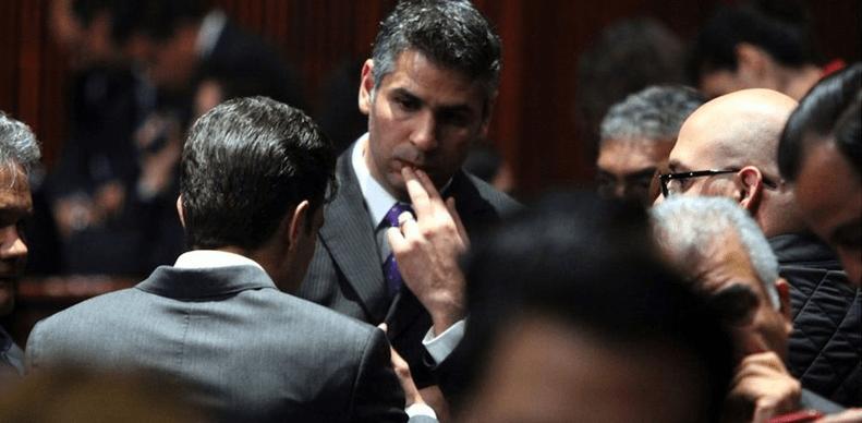 Salvan priistas a diputado tapadera de Javier Duarte