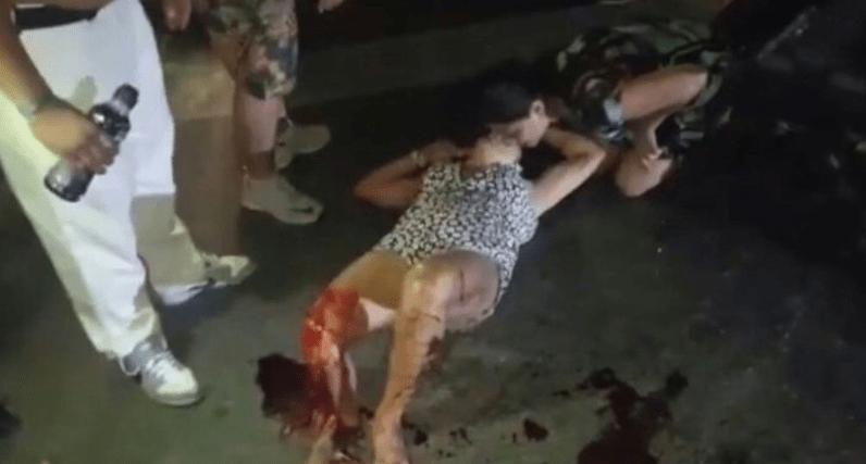 Fiesta de motociclistas en Acapulco deja 2 muertos y 21 heridos (VIDEOS)