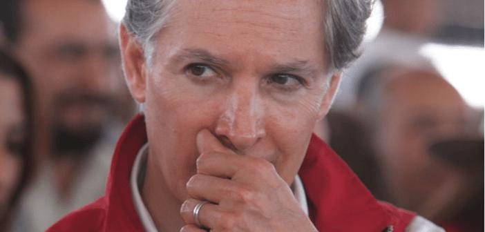 Alfredo del Mazo mienta madres a la oposición (VIDEO)