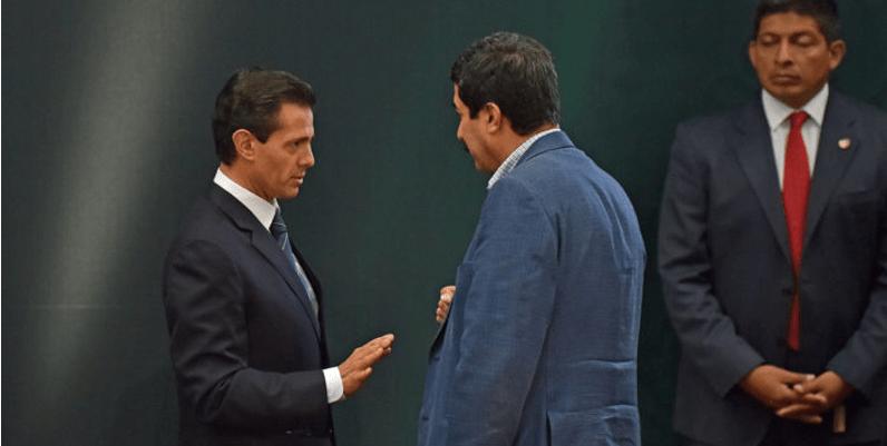 EPN usa a la Suprema Corte para blindarse, acusa Corral