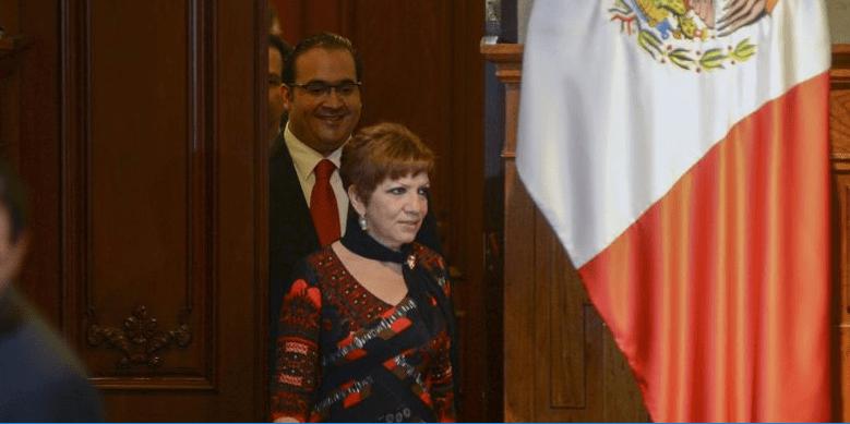 Dictan formal prisión a la ex vocera de Javier Duarte