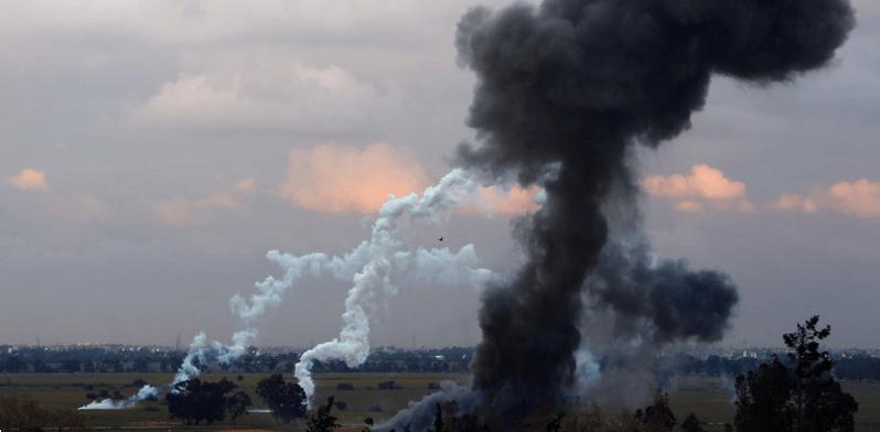 Egipto bombardea bases de ISIS en Libia (VIDEOS)