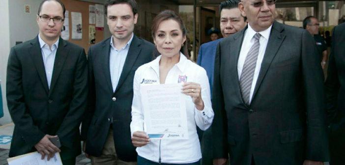 Vázquez Mota pide al INE atraer la elección del Edomex
