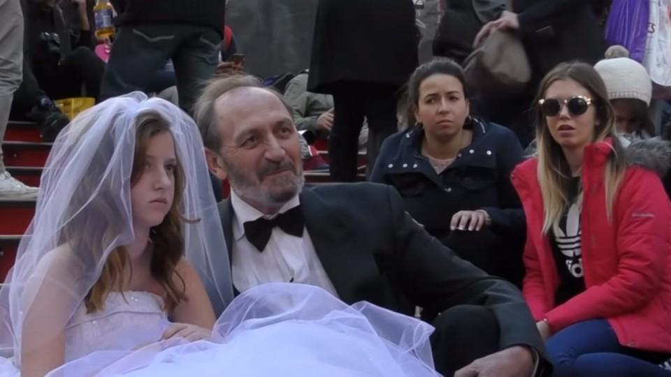 Descubren epidemia de matrimonio infantil en EU