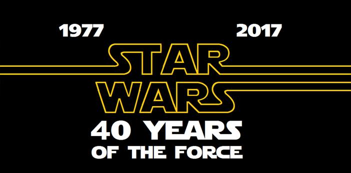 40 años de Star Wars, en cifras