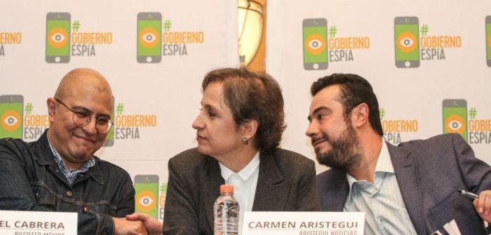 La CNDH abre investigación sobre espionaje político