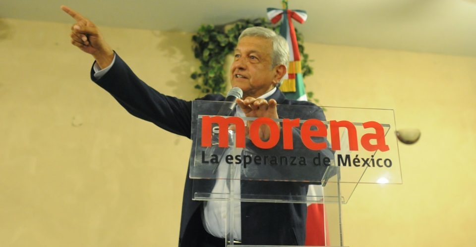 Morena supera al PAN en preferencias; un 80% ya no quiere al PRI