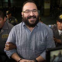 """""""Pronto voy a salir libre, todo fue un circo"""", festina Javier Duarte"""