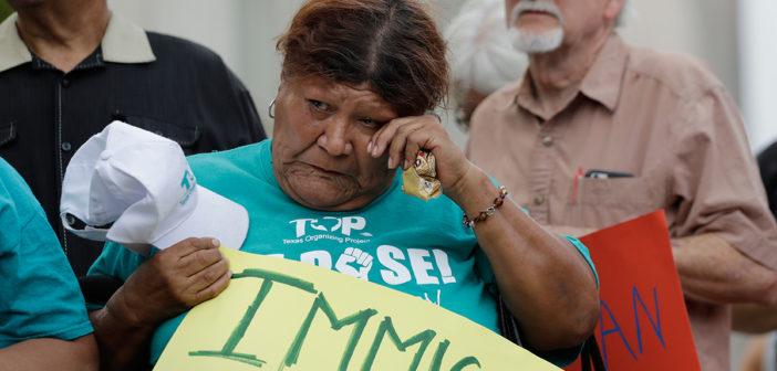 Eran mexicanos 4 de los 10 inmigrantes muertos en Texas