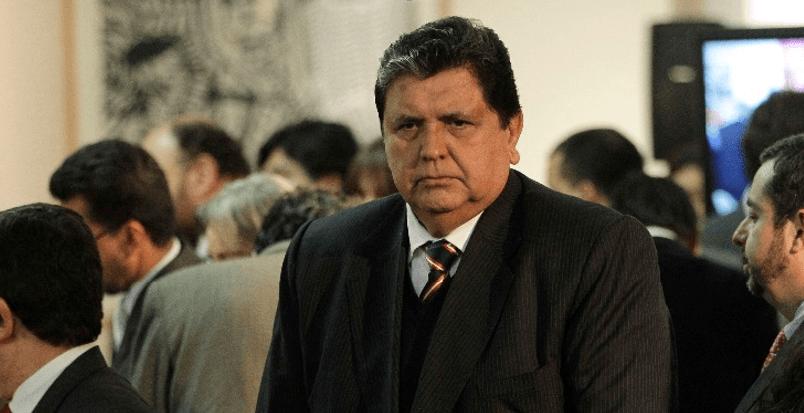 Alan García se mata cuando iban a detenerlo por Odebrecht