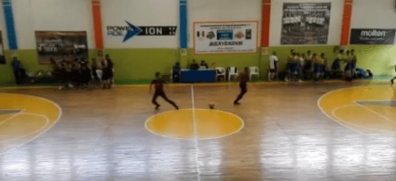 Tiroteo causa pánico en nacional de basquetbol en Aguascalientes (VIDEO)