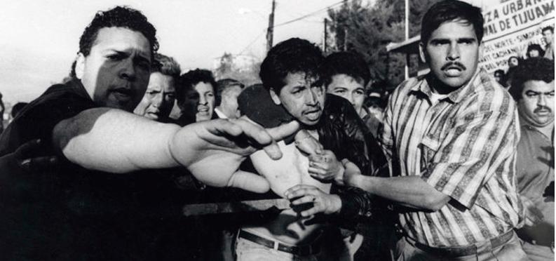 Mario Aburto es maestro de primaria en el penal de Tabasco