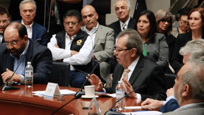 "Descalifica Muñoz Ledo al frente amplio opositor: ""Es un mazacote"""