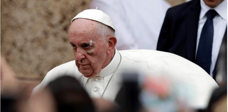 Tradicionalistas acusan al papa Francisco de hereje