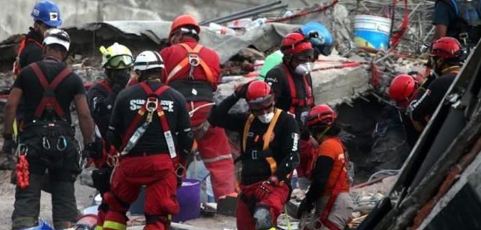 Todavía hay 50 atrapados en Álvaro Obregón: rescatistas de Israel