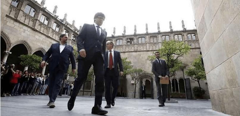 Puigdemont apela al diálogo y la mediación