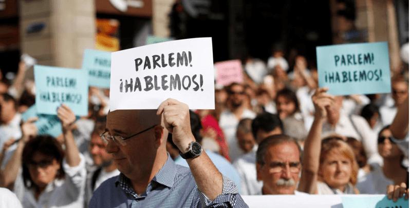 """24 premios Nobel piden """"mediación y negociación"""" en Cataluña"""
